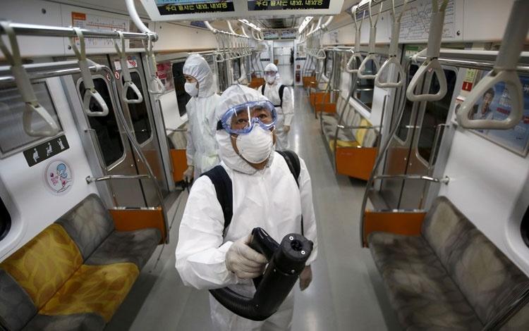 مرس از کره جنوبی رخت بربست
