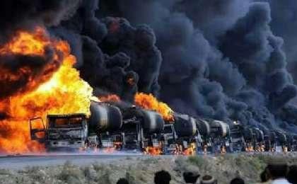 مسیر جدید قاچاق نفت داعش به ترکیه
