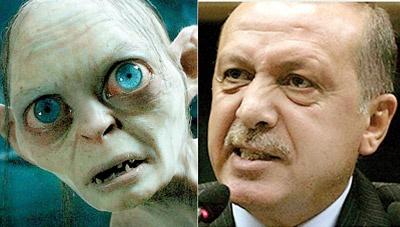 جنگ لفظی اردوغان و پوتین