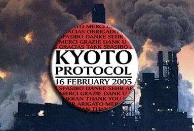 آشنایی با پروتکل کیوتو (Kyoto Protocol)