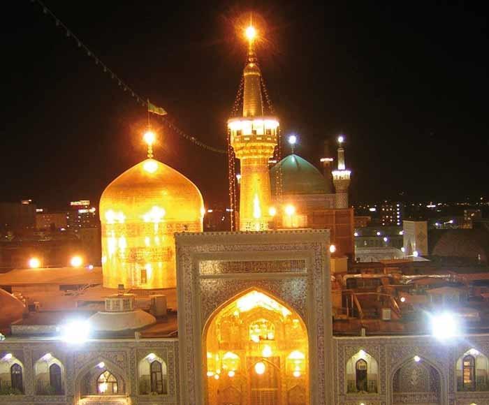 چند خط از سر دلتنگی برای این روزهای مشهد