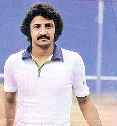 کامبیز درفشی؛ مرد اول تنیس ایران درگذشت