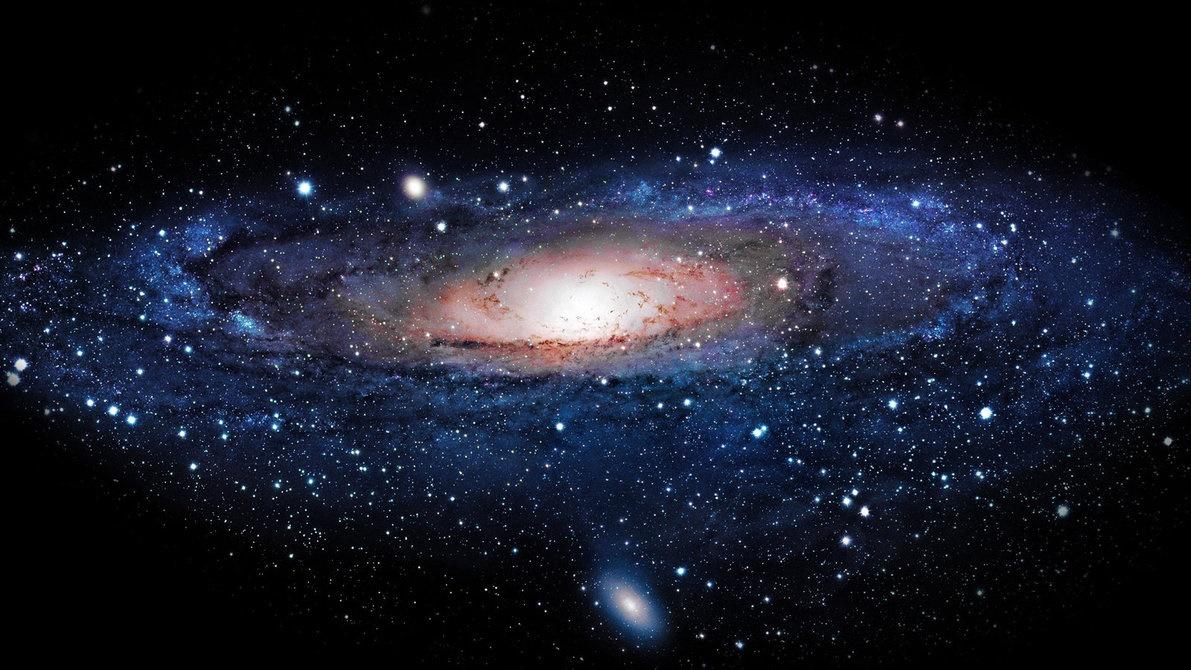 کهکشان آندرومدا