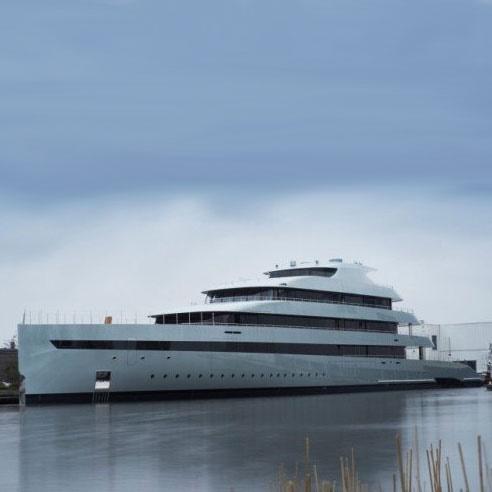 نخستین کشتی تفریحی دوگانهسوز جهان ساخته شد