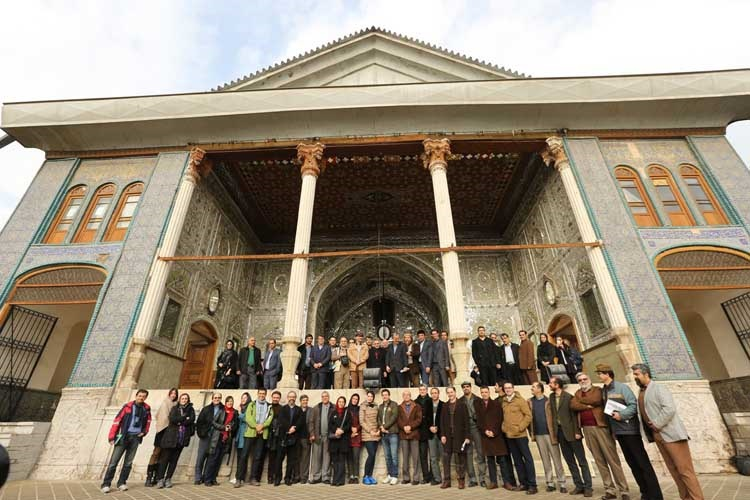 ملاقات با اسکلت بانوی هفت هزار ساله / دیدار با کریسف کلمب تهران