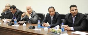 بازدید هیات مصری از هشهری آنلاین