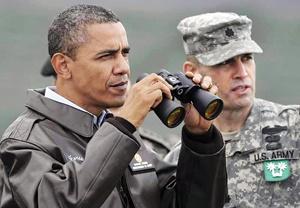 مجوز جنگ اوباما بدون محدودیت جغرافیایی