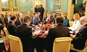 مذاکرات -اوکراین