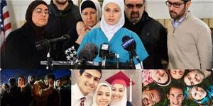 چون فرزندانمان مسلمان بودند، کشته شدند