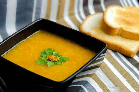 آشنایی با روش تهیه سوپ پرتقال