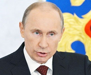 افزایش بی سابقه محبوبیت پوتین در روسیه
