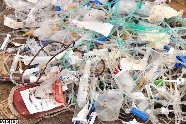 تکذیب تبدیل زبالههای بیمارستانی به خوراک دام