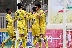 پیروزی نفت مقابل الجیش در پلیآف قهرمانان آسیا