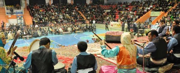 نغمه مازنیها و گروه تبری در جشنواره سیام موسیقی فجر