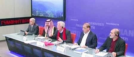 مخالفان داخل سوریه با طرح صلح پیشنهادی دولت موافقت کردند