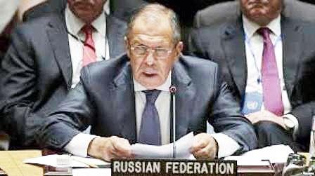 تنش و اتهام زنی متقابل روسیه و آمریکا در نشست سازمان ملل