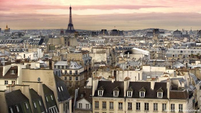 پرواز پهپادها مشکوک بر فراز پاریس برای دومین شب متوالی