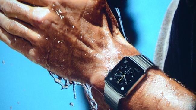 ساعت اپل
