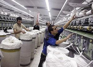 بیکاری ۱۰۰ هزار کارگر در صنعت نساجی طی ده سال گذشته