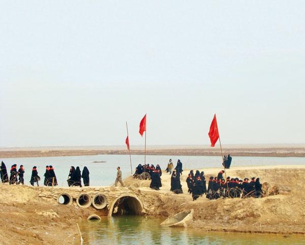 سفر به کربلای ایران