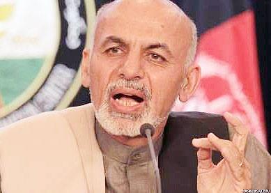 عزای عمومی در افغانستان سبب تعویق سفر اشرف غنی به ایران شد