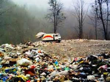 زباله جنگلهای سرسبز شمال را تهدید میکند