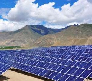 جهش بزرگ چین به سوی انرژی خورشیدی