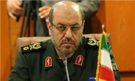 وزیر دفاع پرتاب ماهواره فجر را به فرماندهی معظم کل قوا و رییس جمهوری تبریک گفت