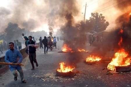 اعتراضهای سیاسی در بنگلادش ۷ کشته برجا گذاشت