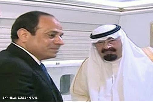 اقدام رئیس جمهور مصر برای زنده نگه داشتن نام پادشاه قبلی عربستان