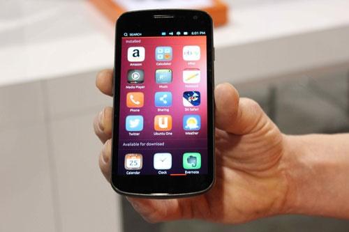 اولین گوشی مجهز به سیستم عامل اوبنتو به زودی عرضه میشود
