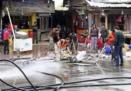 شمار تلفات حملات تروریستی در بغداد به ۳۷ تن افزایش یافت