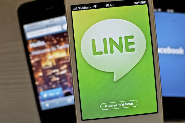 line-application