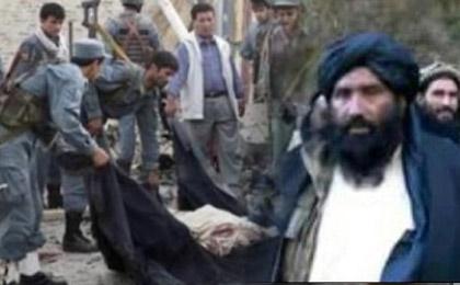 فرمانده داعش در افغانستان کشته شد