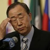 بان کی مون قتل وحشیانه شهروند ژاپنی را به دست داعش محکوم کرد