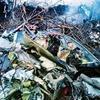 سقوط مرگبار بالگرد در ارتفاعات دربند