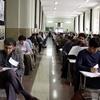 امسال شرکت کنندگان در آزمون سراسری ارشد کم شدهاند