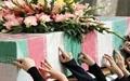 مادر شهیدان احمد و محمد کشوری درگذشت