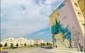 گشایش سومین دوسالانه دیوارنگاری شهری با حضور شهردار تهران