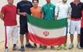 تیم ملی اسکواش ایران برای نخستین بار موفق به شکست سنگاپور شد