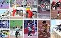 رقابتهای بینالمللی امارات؛  ۱۲ نشان برای دو و میدانی کاران معلول