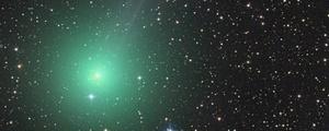 عکس ۵۷۰ مگاپیکسلی از یک دنبالهدار