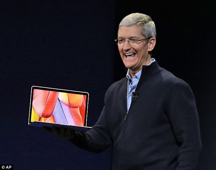 ساعت و مکبوک جدید اپل رونمایی شدند