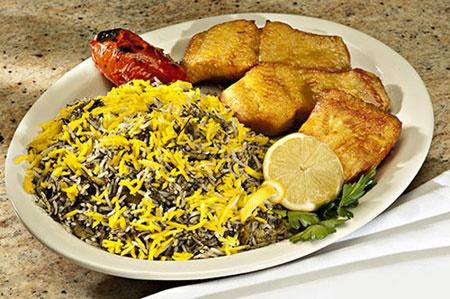آشنایی با بهترین غذاهای شب عید