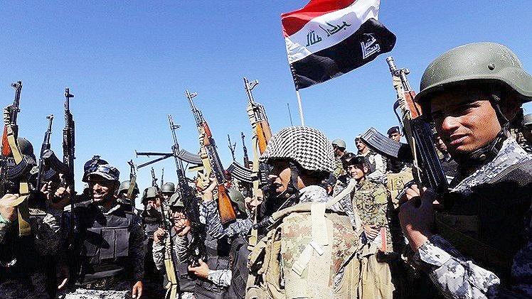 نیروهای عراقی شرق تکریت را به طور کامل آزاد کردند