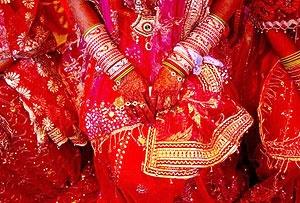 ریاضی داماد ضعیف بود عروسی هندی به هم خورد