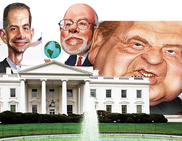 چهرههای پشت پرده سناتورهای تندرو