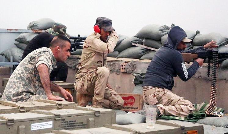 تکریت در کنترل کامل نیروهای عراقی