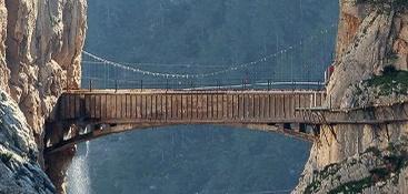 بازگشایی خطرناکترین پل معلق جهان