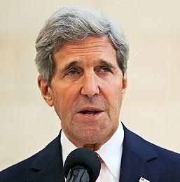 کری: مجبوریم با اسد گفتگو کنیم
